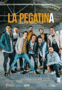 Ferias y Fiestas 2021 La Pegatina Salamanca Septiembre 2021