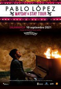 Ferias y Fiestas 2021 Pablo López Salamanca Septiembre 2021