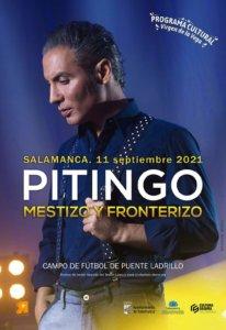 Ferias y Fiestas 2021 Pitingo Salamanca Septiembre 2021