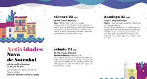 Nava de Sotobral Noches de Cultura Julio 2021