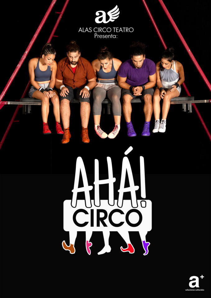 Ferias y Fiestas 2021 Ahá! Circo XV Festival de Artes de Calle Salamanca Septiembre 2021