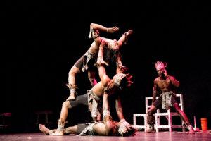 Ferias y Fiestas 2021 El cazador XV Festival de Artes de Calle Salamanca Septiembre 2021