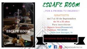 Ferias y Fiestas 2021 La tienda mágica Salamanca Septiembre 2021