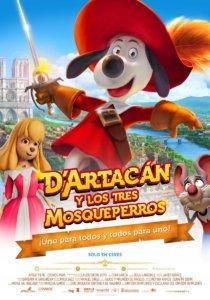 Megarama D'Artacán y los tres mosqueperros Salamanca Agosto 2021