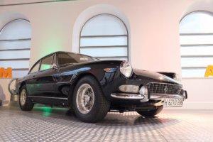 Museo de Historia de la Automoción de Salamanca MHAS Ferrari 330 GT Agosto 2021