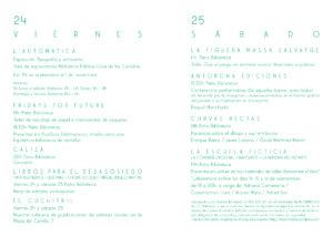 Casa de las Conchas X Encuentro de Editores Inclasificables Salamanca Septiembre 2021