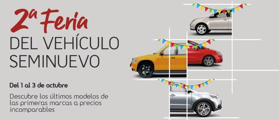 Centro Comercial El Tormes II Feria del Vehículo Seminuevo Santa Marta de Tormes Octubre 2021