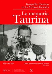Centro Documental de la Memoria Histórica CDMH La memoria taurina Salamanca 2021