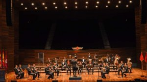 Centro de las Artes Escénicas y de la Música CAEM Unidad de Música de la Academia Básica del Aire Salamanca Septiembre 2021