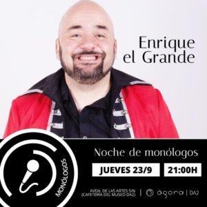 Domus Artium 2002 DA2 Enrique el Grande Salamanca Septiembre 2021
