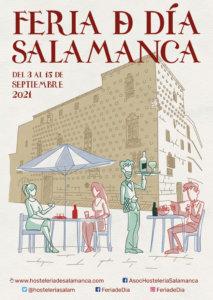 Ferias y Fiestas 2021 XVI Feria de Día Salamanca Septiembre