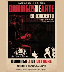 La Perla Negra Diego Jiménez Salamanca Octubre 2021