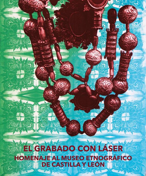 La Salina El grabado con láser Salamanca Septiembre 2021