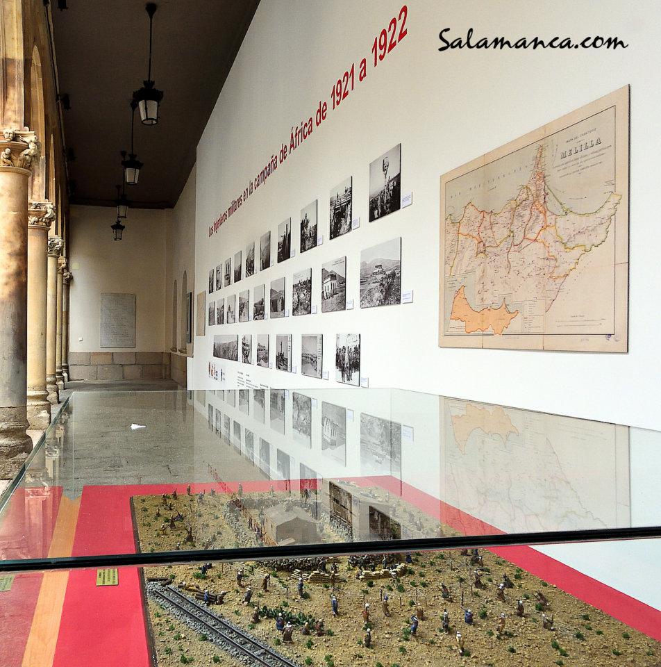 La Salina Los ingenieros militares en la campaña de África de 1921 a 1922 Salamanca Septiembre octubre 2021