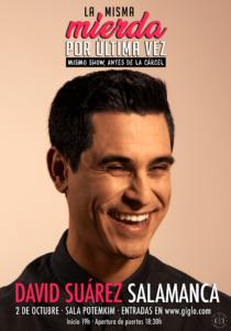 Potemkim David Suárez Salamanca Octubre 2021