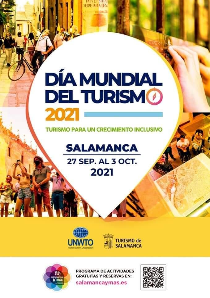 Salamanca Día Mundial del Turismo Septiembre octubre 2021