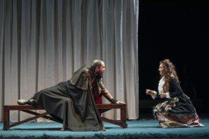 Teatro Liceo Peribáñez y el comendador de Ocaña Salamanca Octubre 2021