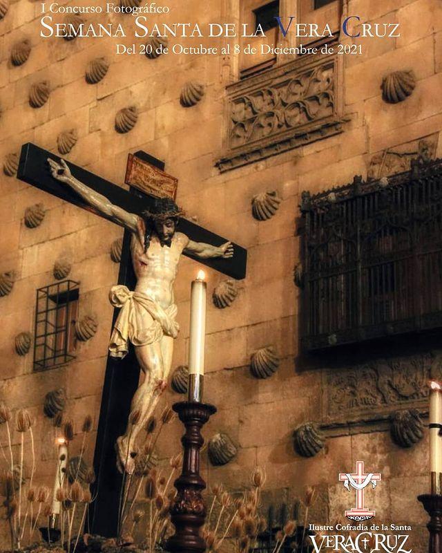 Capilla de la Vera Cruz I Concurso de Fotografía Semana Santa de la Vera Cruz Salamanca 2021