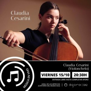 Domus Artium 2002 DA2 Claudia Cesarini Salamanca Octubre 2021