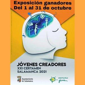 Espacio Joven XXI Certamen Jóvenes Creadores Salamanca Octubre 2021