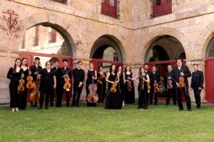 Hospedería Fonseca Salamanca Barroca 2021-2022 Orquesta Barroca de la Universidad de Salamanca Octubre