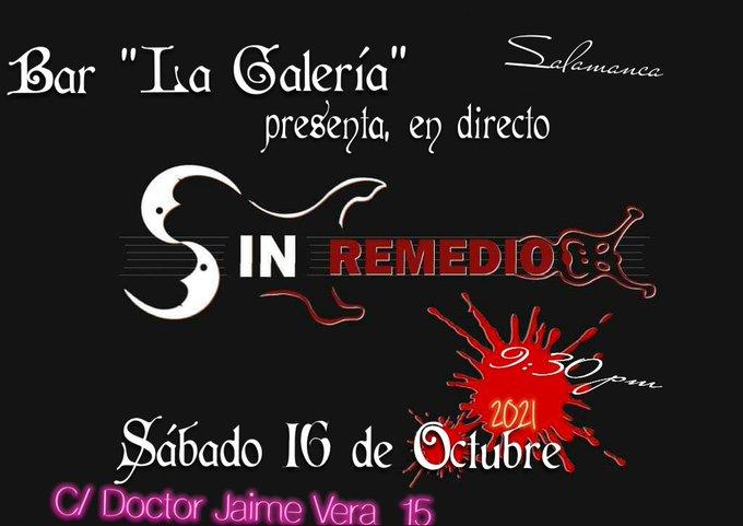 La Galería Sin Remedio Salamanca Octubre 2021