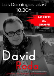 Las Cavas del Champán David Roda Salamanca 2021-2022