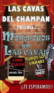 Las Cavas del Champán Paramount Comedy Salamanca