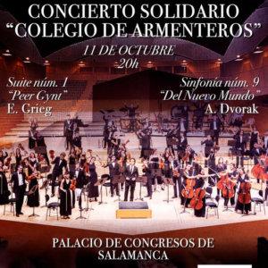 Palacio de Congresos y Exposiciones Joven Orquesta Sinfónica de Barcelona Salamanca Octubre 2021