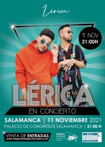 Palacio de Congresos y Exposiciones Lérica Salamanca Noviembre 2021