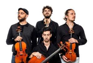 Teatro Liceo Cuarteto Seikilos Salamanca Octubre 2021