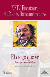 Teatro Liceo XXIV Encuentro de Poetas Iberoamericanos Salamanca Octubre 2021