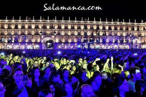 Salamanca, Ferias y Fiestas 2017, Antonio Orozco