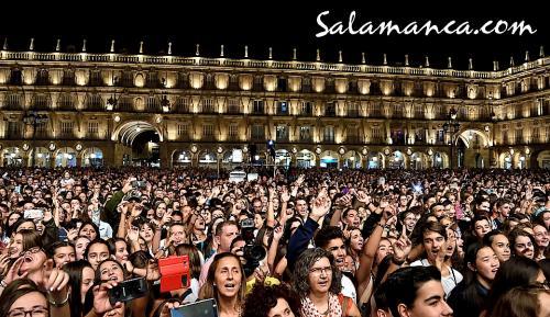 Efecto Pasillo, Salamanca, Ferias y Fiestas 2017