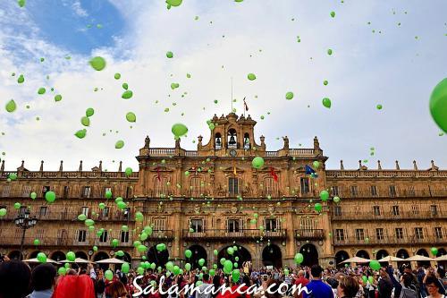 Salamanca en el Día Mundial del Alzheimer