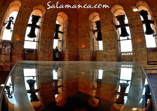 Salamanca, un repique de campana