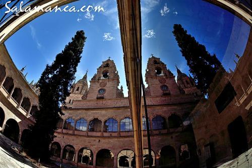 Salamanca, Escuelas Mayores, Día de Puertas Abiertas