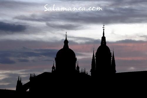Salamanca, antes de que caiga el sol