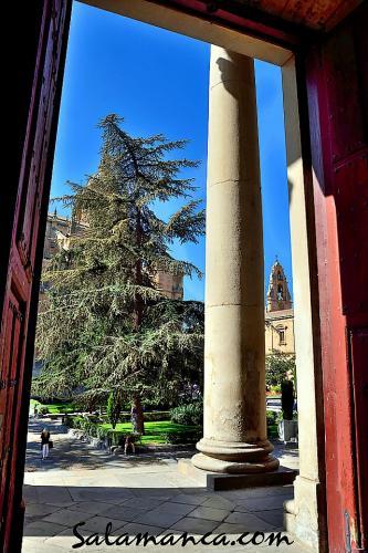 Salamanca, Anaya desde las puertas de Anaya