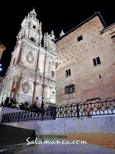 Salamanca, entre las Conchas y la Clerecía