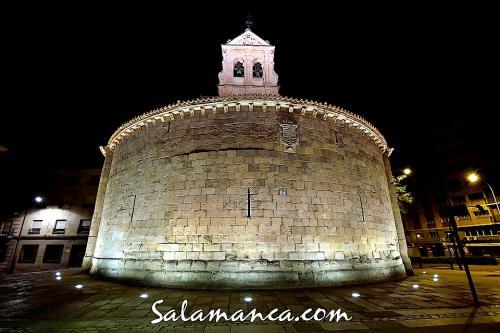 Salamanca y su redonda Iglesia de San Marcos