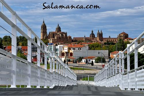 Salamanca, sigue las escaleras