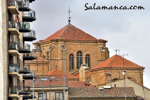 Salamanca para asomarse al balcón