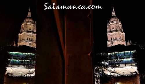 Salamanca, Casa Lis (bis) y Catedral Nueva (bis)