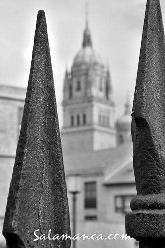 Salamanca, Catedral Nueva