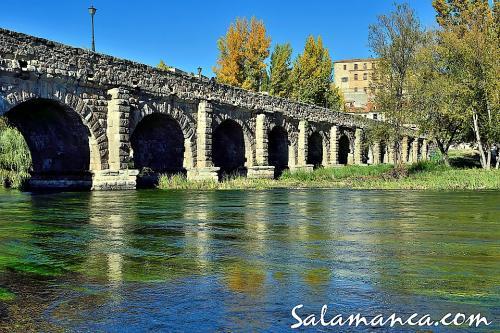Salamanca se viste de otoño (II)