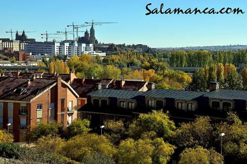 Salamanca se viste de otoño (III)