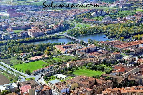 Salamanca, siguiendo la senda del Tormes