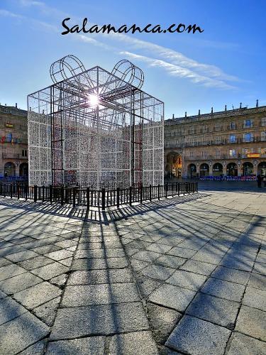 Salamanca, de regalo y al sol