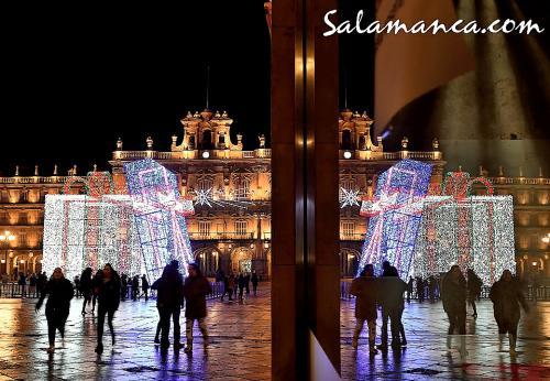 Salamanca, de regalo (I)